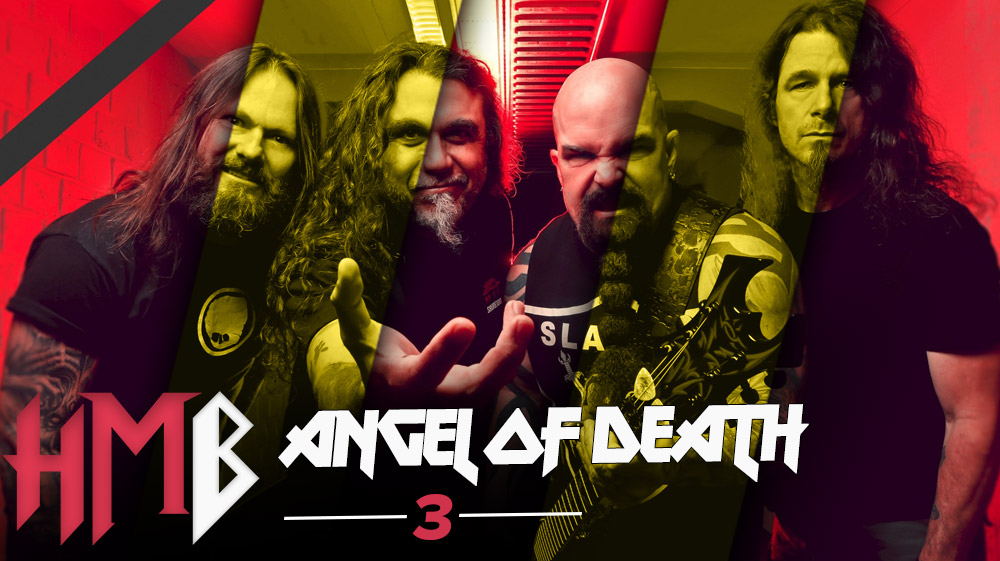 Heavy Metal Böx #3 Angel of Death