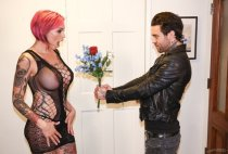 Burning Angel - Anna Bell Peaks - Squirtin' Obsession