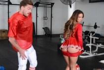 Big Tits At School - The Temptation Test - Brooke Beretta