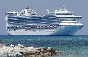 Crucero caribbean princess