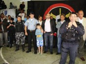 1st upp meeting, colonel alonso, bope, rocinha