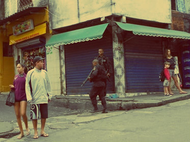 "One Week of ""Peace"" in Rocinha"