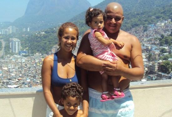 família Rocinha