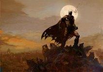 Zombie Batman by Arthur Suydam