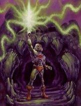 Zombie He-Man by Billy Tackett