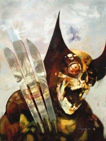 Zombie Wolverine by Arthur Suydam