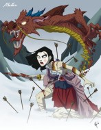 Twisted_Princess__Mulan
