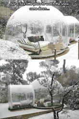 A-reverse-snow-globe