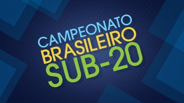 Flamengo amassa Palmeiras no 2º tempo e vence no Brasileirão Sub20