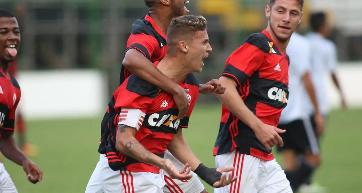 Fla volta a derrotar o Botafogo e conquista a Taça Rio Sub-20