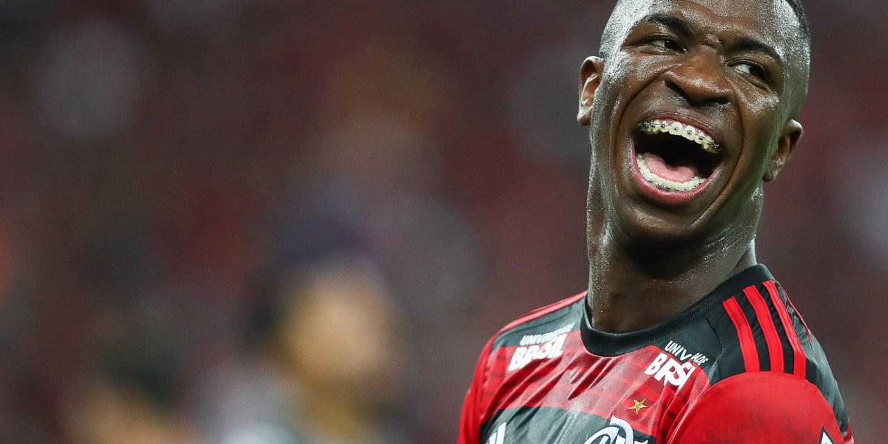 Vinicius Junior: Do Flamengo para o mundo