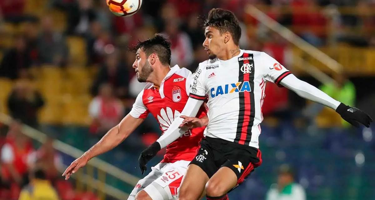 Retrospecto do Flamengo contra colombianos na Libertadores é positivo