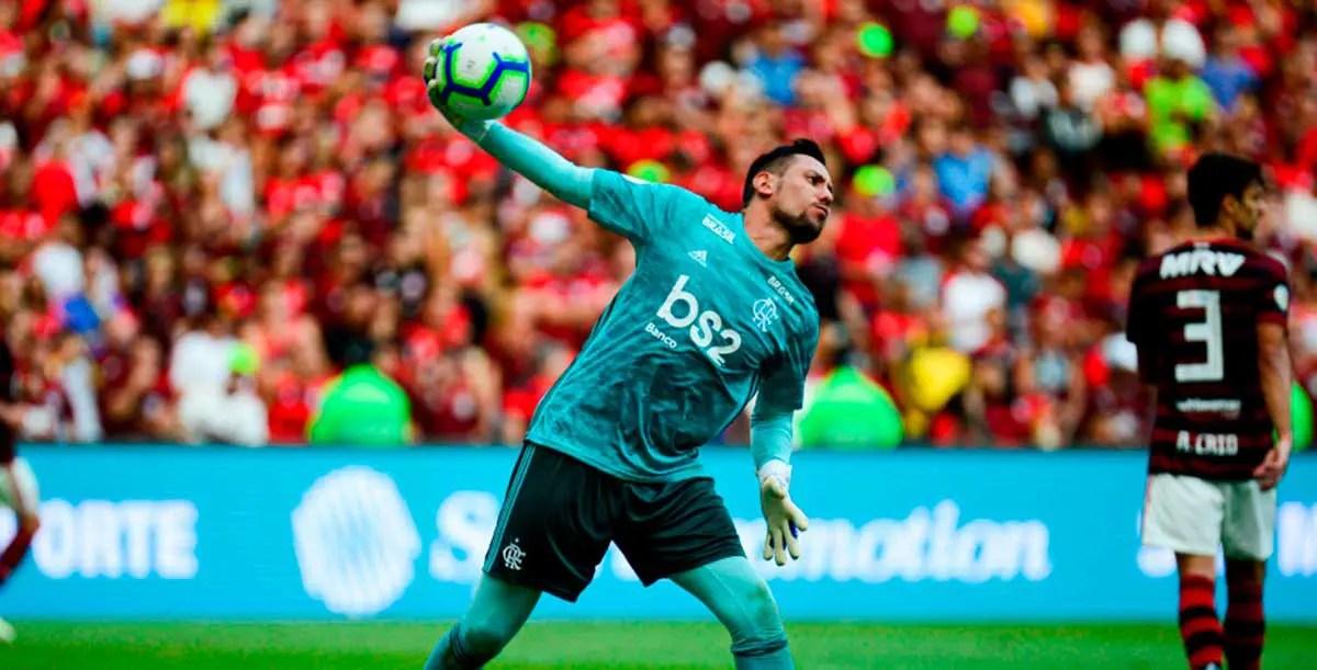 2009x2013x2019: Diego Alves vence Bruno e Felipe, e é eleito o melhor goleiro dos últimos anos do Flamengo