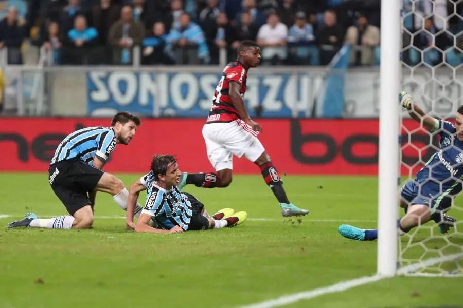 Pela primeira vez, Arena do Grêmio estará lotada para um jogo entre Grêmio e Flamengo