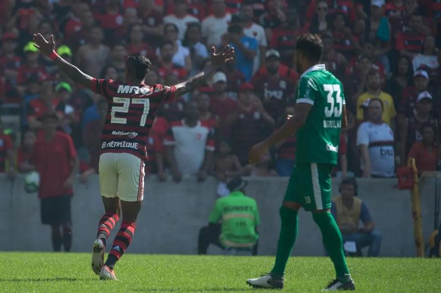 Flamengo iguala sua melhor largada como mandante na história do Brasileiro