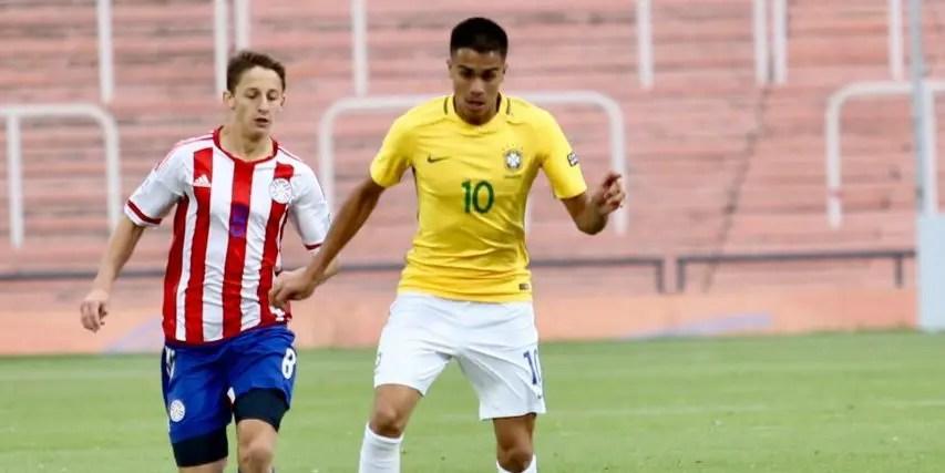 Reinier e Daniel Cabral são convocados para amistosos contra o Paraguai