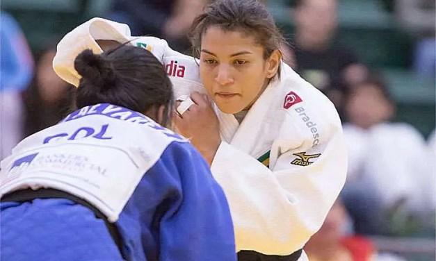 Judô: Sarah Menezes leva o bronze no Grand Prix de Montreal
