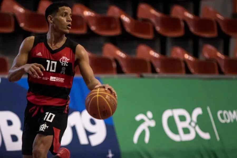 Flamengo tem três jogadores na Seleção da 1º etapa da LDB 2019