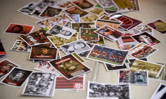Ainda dá tempo de colecionar o Álbum Flamengo Histórico – Sempre eu hei de ser
