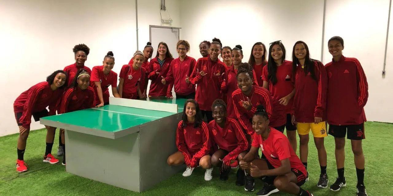 Flamengo participará do Carioca Feminino Sub-18; entenda como ocorrerá a competição