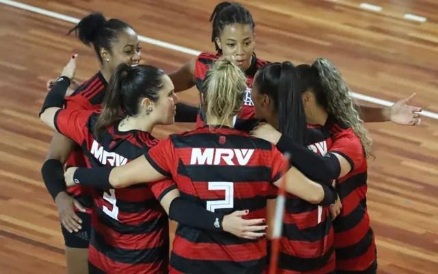 Vôlei: Flamengo tem primeiro jogo confirmado na Superliga 2019/2020