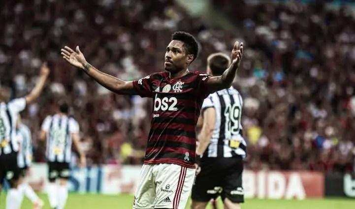 Depois do quarteto Gabigol, Arrasca, BH e ER7, Vitinho é o jogador mais efetivo do Flamengo