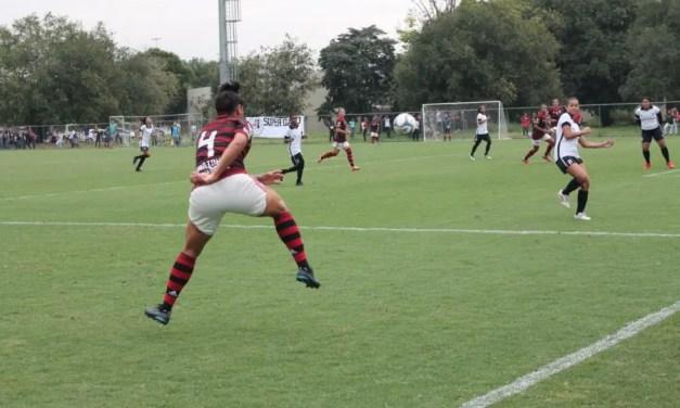 Com show de Lu Meireles, Flamengo aplica nova goleada no Carioca Feminino