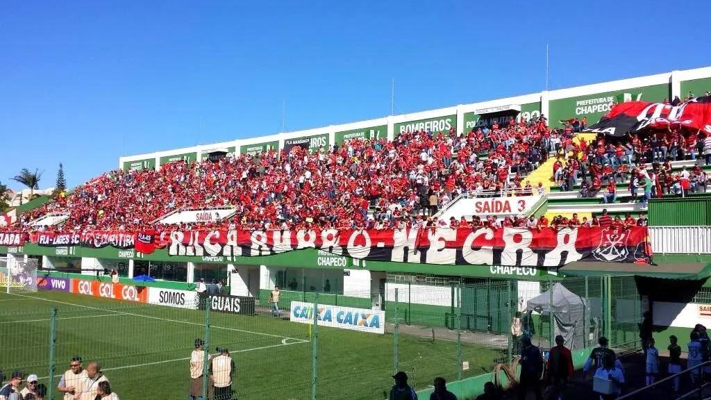 Após grande procura, Chapecoense libera nova carga de ingressos para a torcida do Flamengo