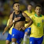 """Garoto do Ninho"", Lázaro faz o gol do título e dá o Tetra Mundial ao sub-17 do Brasil"