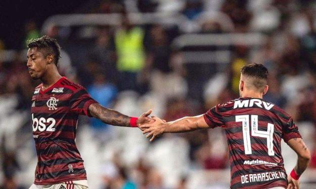 Relembre os últimos dez hat-tricks do Flamengo no Campeonato Brasileiro