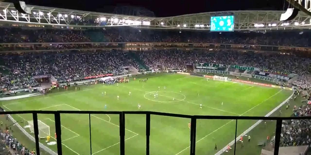 Flamengo se posiciona sobre proibição da Nação no Allianz Parque