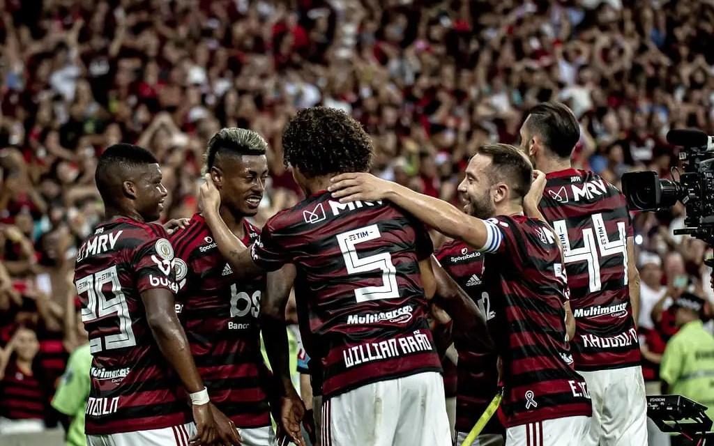 Notas das atuações: Flamengo 4×1 Ceará