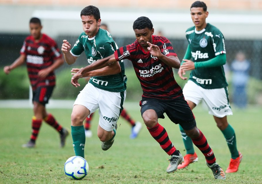 Flamengo x Palmeiras: assista à final da Supercopa Sub-17 ao vivo, de graça e em qualquer lugar