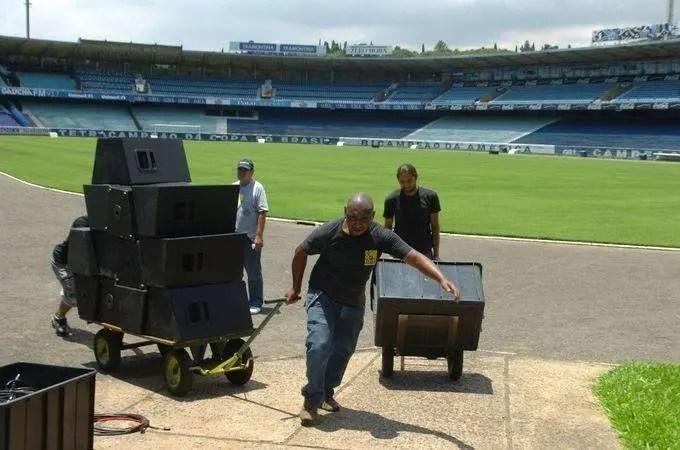 'Homem das caixas de som' chama Flamengo de 'fotografia do brasil podre'