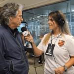 'Não tô descansado, eu nunca me cansei', diz Jesus à FLA TV