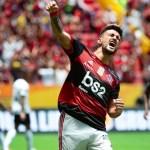 Fifa parabeniza Flamengo após o título da Supercopa