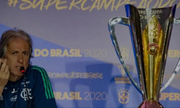 """Jesus reafirma: """"Flu vai disputar Libertadores? Estamos em outro patamar"""""""