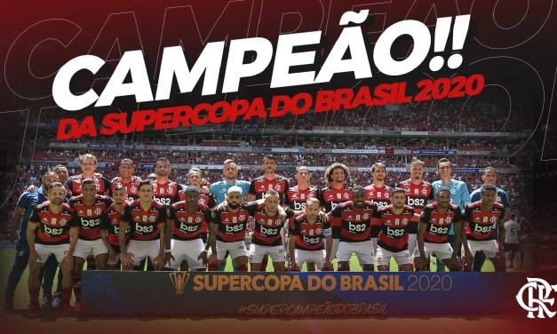Flamengo tem maior vitória em jogo decisivo de final desde 1983