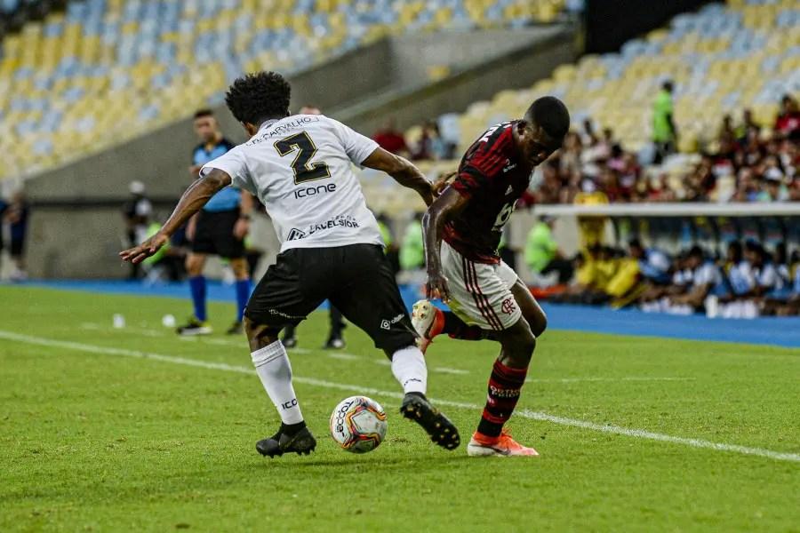 Classificação na Taça Guanabara pode gerar choque de datas