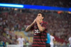 Pedro primeiro gol pelo Flamengo enquete