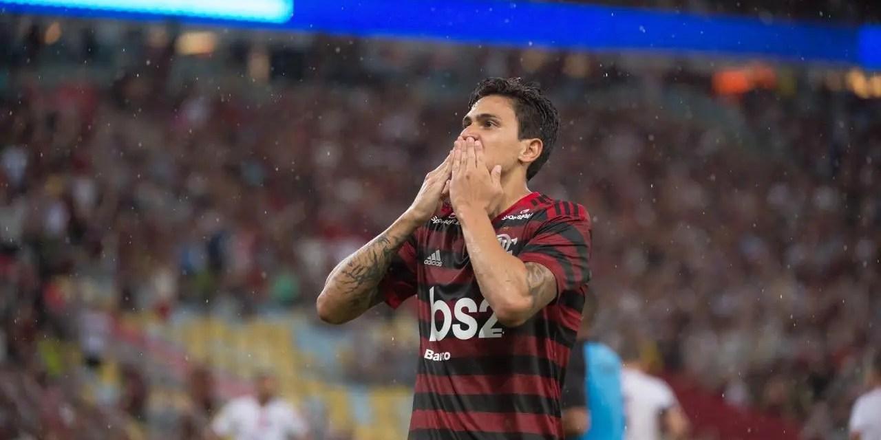 Flamengo pode perder atacante Pedro para o futebol turco