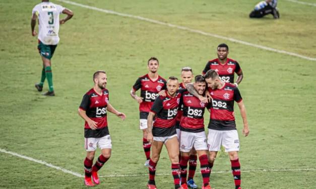 Flamengo recebe resultados dos exames da Covid-19, e três jogadores testaram positivo