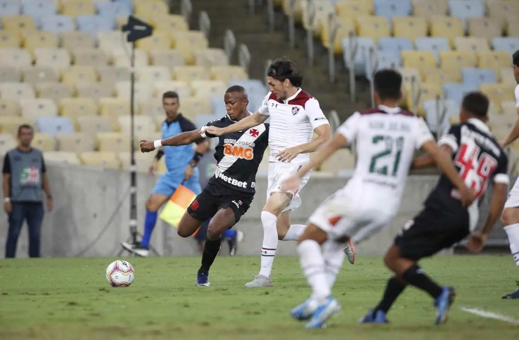 Vasco Fluminense Rebaixamento