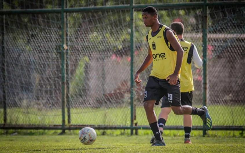 """Flamengo acerta a  contratação de Andrey, e técnico afirma: """"Sabe fazer gol"""""""