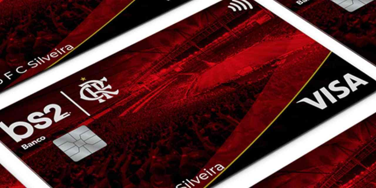 Parceria entre Flamengo e Banco BS2 acaba em junho