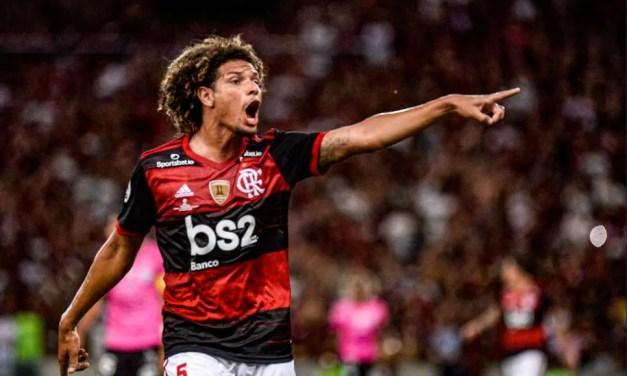 Arão como fator de equilíbrio do Flamengo