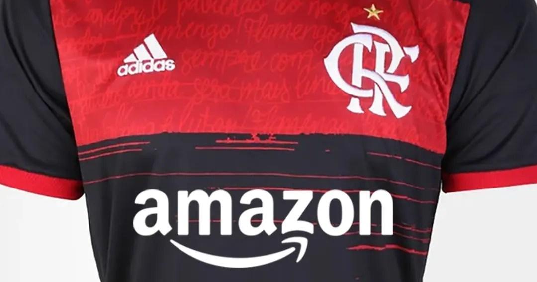 O que a Amazon pode dar ao Flamengo — além do dinheiro de patrocínio