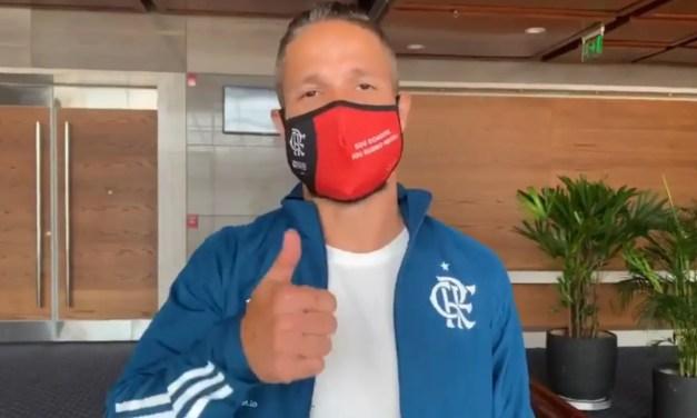 Flamengo participa de campanha do Hemorio e distribui máscara para doadores; saiba como doar