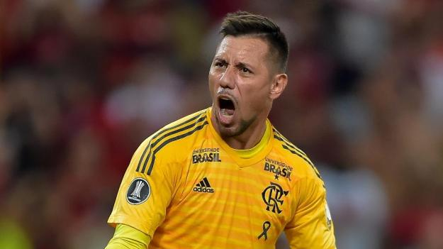 Diego Alves no Flamengo