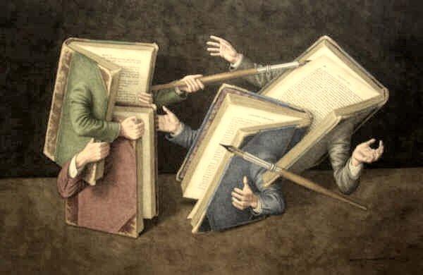 malos libros
